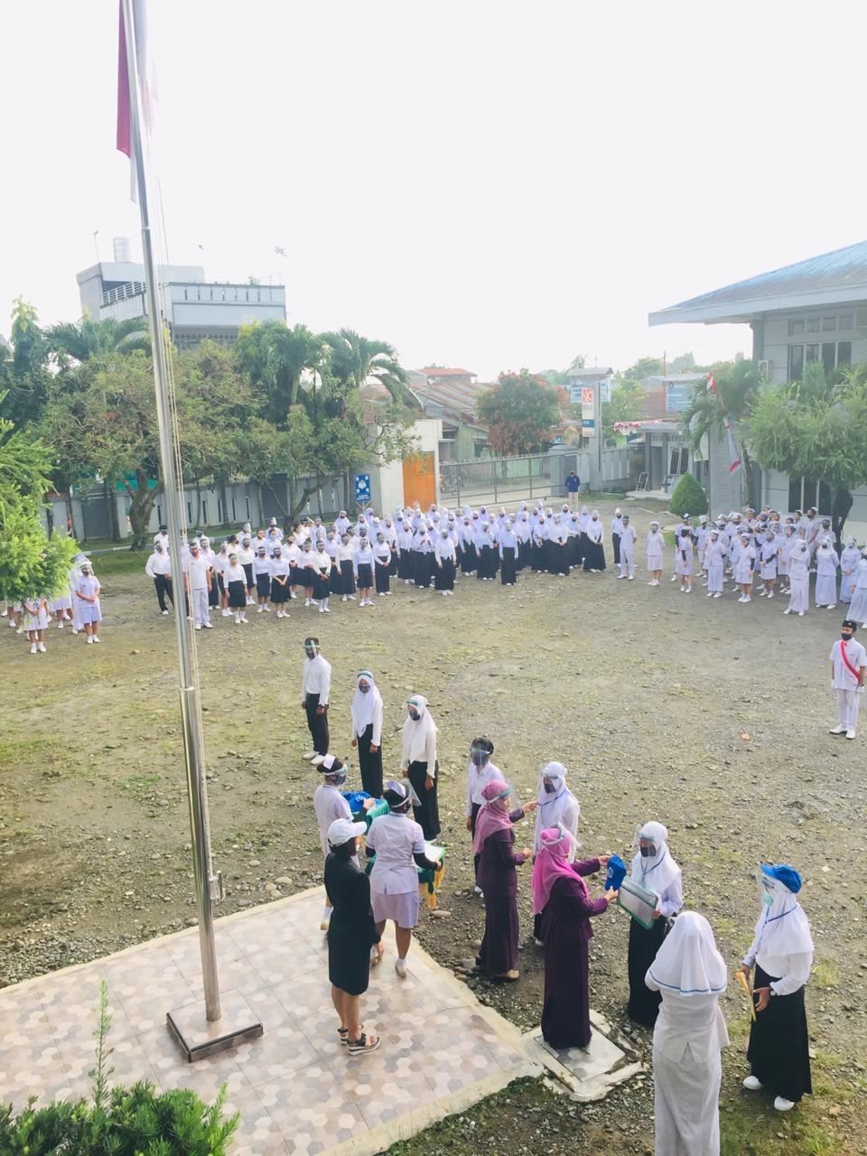 Pengenalan Kehidupan Kampus Mahasiswa Baru (PKKMB) Sekolah Tinggi Ilmu Kesehatan Mitra Husada Medan T.A 2020/2021